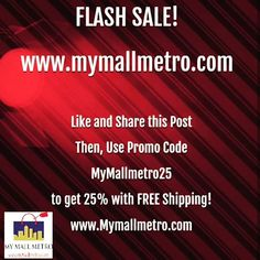 FLASH SALE!!!   www.Mymallmetro.com  My Mall Metro, Fashion Apparel Brands, Mens Fashion Apparel, Womens,Clothing, Shoes, Jewelry andAccessoriesOnline Shopping Mall.   Collections Updated Daily!   #Mymallmetro #fashion #apparel
