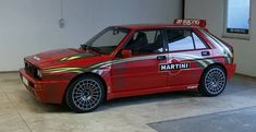 Subaru Rally, Rally Car, Hatchback Cars, Martini Racing, Lancia Delta, Car Gadgets, Top Cars, Concept Cars, Cars And Motorcycles
