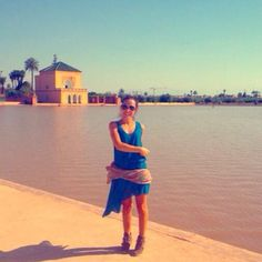 #LaFelicidadEsViajar con la maleta llena de ilusión y vacía de prejuicios #MyMarrakech #Home #Paradise