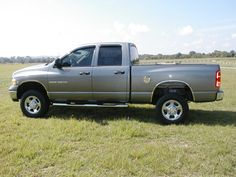 Found on Exchange931.com: 2005 DODGE RAM 2500 SLT QUAD CAB for sale, 4x4, 73,400 miles, B