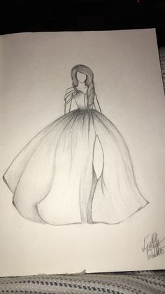 Journal Ideas Art Boards Art Drawings My Arts Sad Drawings Paint Diary Ideas Drawings Easy Drawings Sketches, Sad Drawings, Girl Drawing Sketches, Unique Drawings, Cool Art Drawings, Pencil Art Drawings, Beautiful Drawings, Dress Design Drawing, Fashion Illustration Sketches