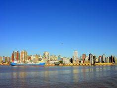Porto de Porto Alegre    Porto Alegre, RS, Brasil.