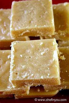 Soft Mysore Pa(k) Recipe | Indian Sweet Recipes