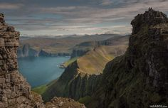 The Faroe Islands.