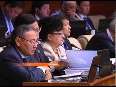 Tantv.kz - Б- Ғ министрі Сәрінжіпов депутат Перуашевпен арадағы кикілжіңге қатысты пікірін өзгертпейді