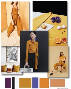 FV TRENDS x COLOR | MUSTARD SEED