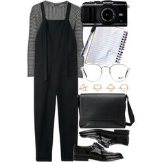 Untitled #5766 by rachellouisewilliamson on Polyvore featuring moda, Topshop, Base Range, Church's, Charlotte Russe, Ray-Ban and Gucci