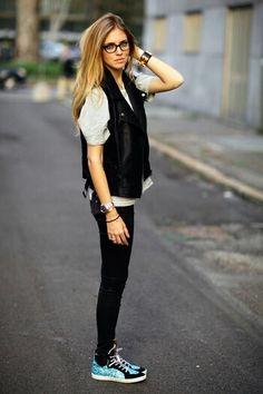 Blogger Chiara Ferragni The Blonde Salad