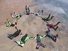 Swakopmund Skydiving Club, Swakopmund, Namibia. Adventure & Sport, Sky Diving, Scenic Flights.