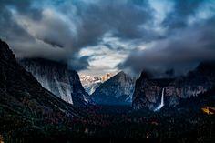Yosemite April 2016