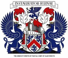 Forsyth Clan Instaurator Ruinae - Restorer of ruins