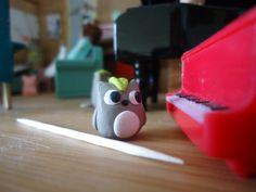 Miniature Totoro ~