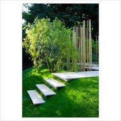 Garden: Garden in the Silver Moonlight, Design: Haruko Seki,