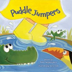 """A little boy dreams about jumping in puddles and has an adventure in the process""-- Provided by publisher."