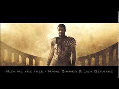 Il Gladiatore colonna sonora - Now we are free