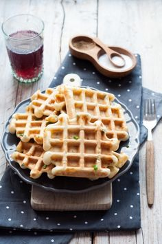 Cheddar, Delicious Food, Waffles, Food And Drink, Breakfast, Fit, Recipes, Morning Coffee, Cheddar Cheese