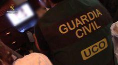 AGRUPACIÓN AHUMADA - AMIGOS DE LA GUARDIA CIVIL - La Guardia Civil detiene a 26 integrantes de una red de pornografía infantil a través de Internet