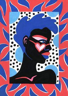 Rose Tinted by Lynnie Zulu