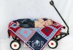 3 Month Photo Session by KT Rae Photography