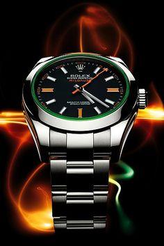 Rolex Milgauss - more on my love affair with the Rolex Milgauss