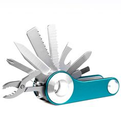 Ooh, the Switch. A customizable pocketknife