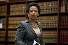 Loretta Lynch was sworn in as the new U.S. attorney general on April 27, 2015, as the country's first African-American woman to serve in this role. Born in Greensboro, North Carolina, Lynch grew up 60 miles to the east in Durham, North Carolina. She graduated from Harvard College and Harvard Law School. #Justice #DoJ