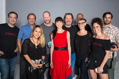 UNDEAD shoot: With Joss Whedon, Juliet Landau, Gary Oldman and the undead crew.