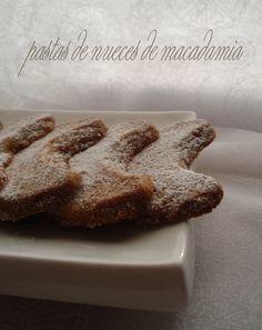 Pastas de nueces de macadamia