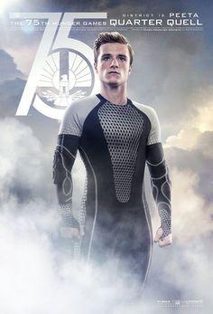 Peeta's Victor Poster!
