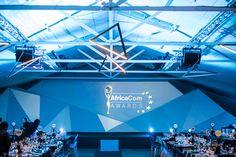 Africacom Awards 2013 on Behance