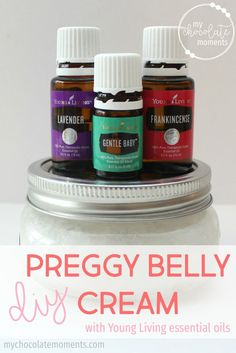 DIY preggy belly cre