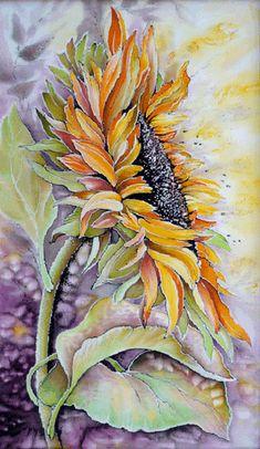 = Batik Gallery Marina Ivannikova. Silk painting =. Talk to LiveInternet - Russian Service Online Diaries
