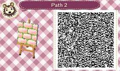 Animal Crossing: New Leaf & HHD QR Code Paths , sleepyaomori: I made some paths, feel free to...