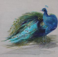 Strut your Stuff Wildlife Paintings, Bird Paintings, Nautical Art, The Struts, Birds, Watercolor, Animals, Paintings Of Birds, Animales