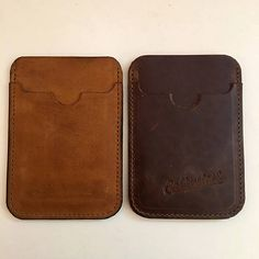 Hey, I found this really awesome Etsy listing at https://www.etsy.com/ca/listing/566954236/enthusiast-card-wallet-upright-two