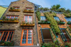 Descubre los barrios, distritos y zonas más importantes de Londres Piccadilly Circus, Covent Garden, Hyde Park, Camden, Westminster, Alleyway, London, Mansions, House Styles