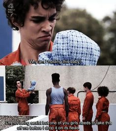 Misfits ... I loved Nathan :)