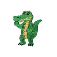 GATOR BASKETBALL ALLIGATOR Embroidered Iron Sew On Cloth Patch Badge APPLIQUE