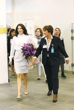 Princesse Mary à la 66ème session de l'OMS