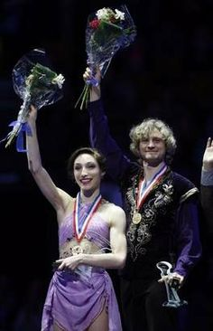 Inspiring story of Meryl Davis and Charlie White, Gold Medal hopefuls in Ice Dancing for the 2014 Olympics!