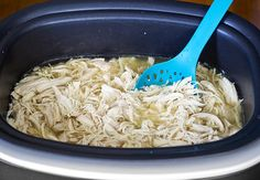 Recipe:+Skinny+Shredded+Chicken