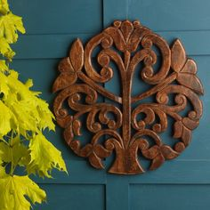 This hand carved wooden Tree of Life wall panel has been hand carved by expert artisans in India. Whittled from the finest mango wood and stained a rich dark brown, its a beautiful, unique piece for any home. Wooden Tree, Whittling, Tree Of Life, Home Accessories, Dark Brown, Hand Carved, Mango, Artisan, Carving