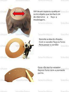 ARTESANATOS PASSO A PASSO