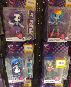 Store Finds: Action Friends, Fashion Styles & Minis
