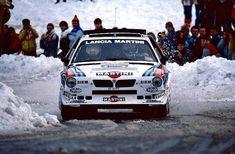 Markku Alen - Ilkka Kivimaki  54th Rallye Automobile de Montecarlo 1986 (Lancia Delta S4)  Image and video hosting by TinyPic