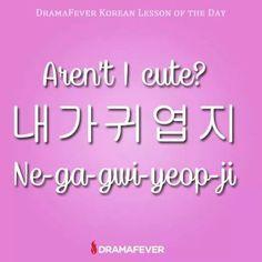 Korean words and Phrases Korean Verbs, Korean Slang, Korean Phrases, Korean Quotes, Korean Words Learning, Korean Language Learning, Language Study, Learn A New Language, Learn Hangul