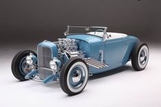 Wow! What a quality build on this hot rod.