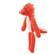 Orangerotes #Krokodil, #Stofftier, #Bio Baumwolle ca. 40 cm - #Kinder - Handmade - Handarbeit https://www.amazon.de/Orangerotes-Krokodil-Stofftier-Baumwolle-Kennzeichnung/dp/B01H2BQGCA