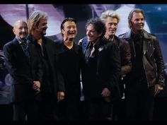 The original members of Journey at the Rock n Roll Hall of Fame Induction Ceremony Sound Of Music, Music Love, Music Is Life, Live Music, Journey Band, Neal Schon, Journey Steve Perry, 80s Hair Bands, Steve Smith
