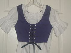 Renaissance Child's Costume Corset